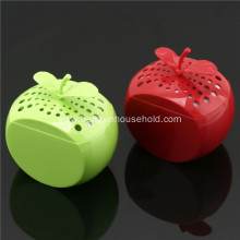 Bamboo Charcoal Apple Decoration Air Freshener