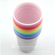 Одноразовая пластиковая чашка для стоматологических чашек одноразовая красочная 5oz одноразовая пластиковая чашка