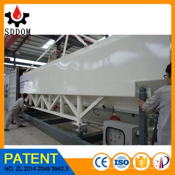 Silo-Konstruktion, Flugasche Silo-Design, horizontale Zement-Silo
