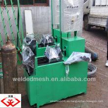 Máquina automática de la cerca de la conexión de cadena (fábrica)