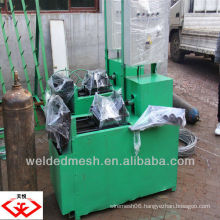 Automatic Chain Link Fence Machine (factory)