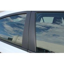 Smart Nice Carbon Fiber Dool Window Guard
