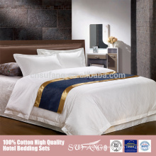 Empresas de têxteis na China Conjunto de cama de algodão Consolador atacado conjunto de cama