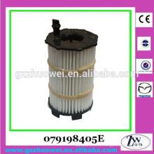 Excelente filtro de aceite original para VW Touareg / AUDI A6 079198405E