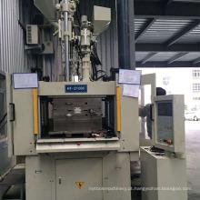 Servo Control Máquina de Injeção Vertical para Duas Cores (HT210DC)