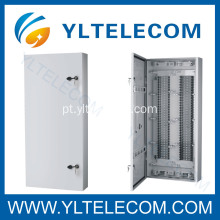 Distribuição de metal do gabinete Wallmount tipo 680 par