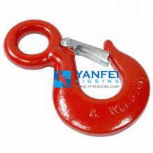 YF039 G80 Eye Sling Hook With Latch