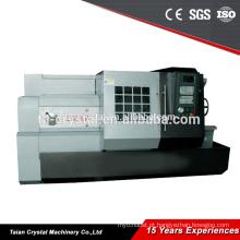 Gsk servo drive automático de alimentação cnc torno máquina-ferramenta CJK6163B