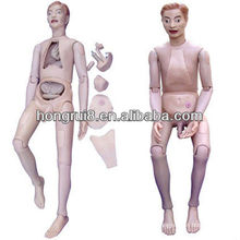 ISO High Quality Male Nursing Training Manikin
