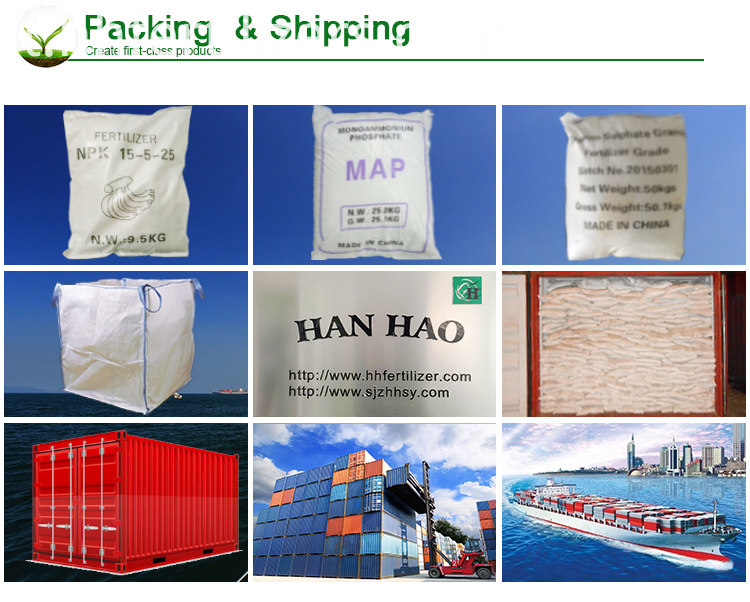 fertilizer packing