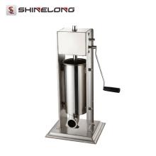 Relleno de salchicha de relleno de vacío eléctrico comercial Shinelong