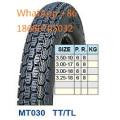 Pneu de moto/Moto le pneu 17 3.00 3.00-18 4.10-18 99/99-18 vente chaude modèle