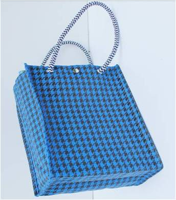 Supermarkets fashion PE shopping bag22