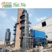 Tour d'épurateur de gaz humide de Chine