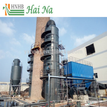 Torre de purificador de gás molhado da China