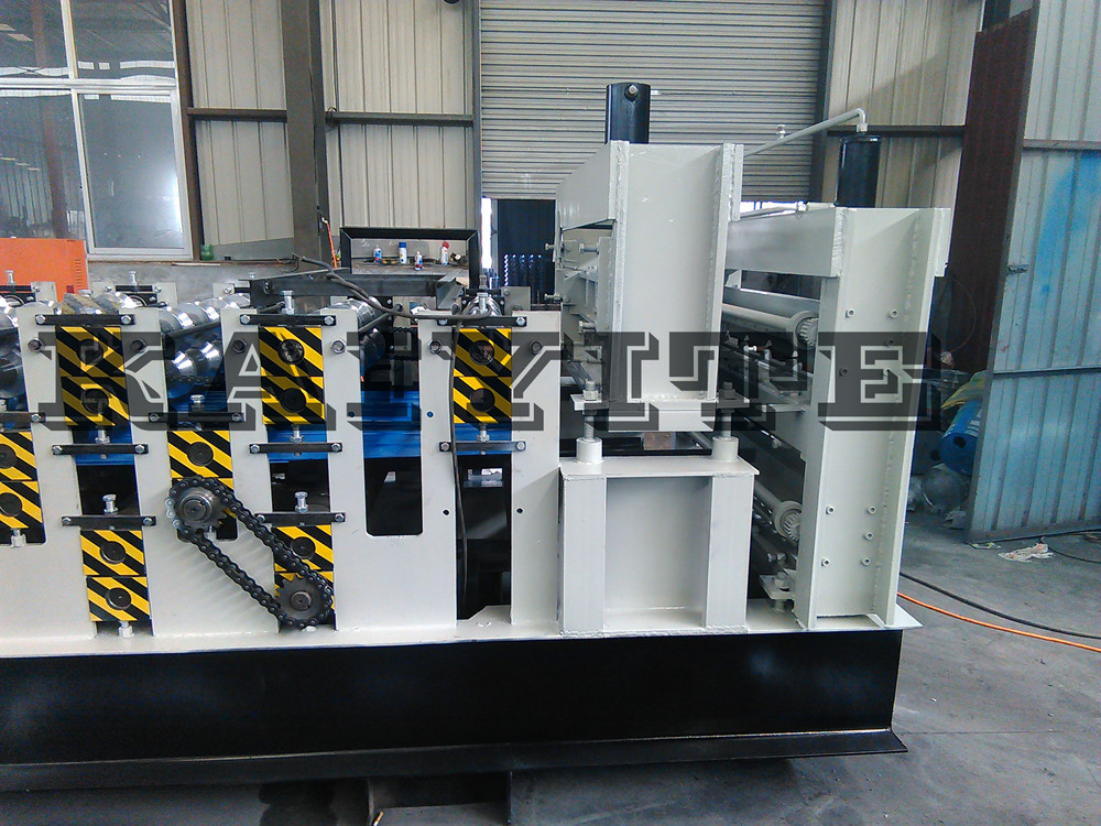 Double Layer Roof Cold Forming Machine