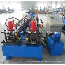 ISO Ce Shutters Máquina de fabricación de listones para puertas de obturación