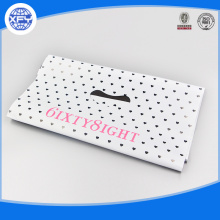 Plastic Clothing Bag With Printing And Handle