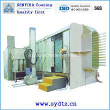 Máquina de pulverização automática de pintura eletrostática