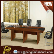 Modern wooden painting meeting table,conference table with cheap price