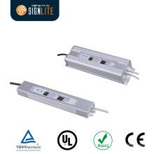 Fonte de alimentação impermeável IP67 do diodo emissor de luz