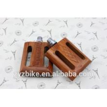 Pédales de vélo vintage lignum vitae pédale de vélo rétro pour pédale à vélo à engrenage fixe crank brothers