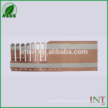 hot sell Electronic Accessories material silver inlaid composite strip