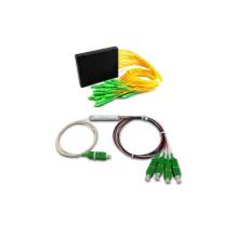 Acoplador do módulo do ABS Gpon / Epon Divisores óticos do PLC da fibra