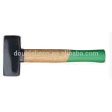 mango de fibra de vidrio de lapidación martillo