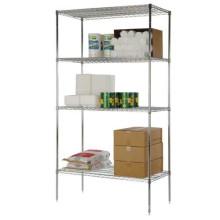 Cozinha de metal cromado Kitchen Wire Storage Shelving com NSF Aprpoval