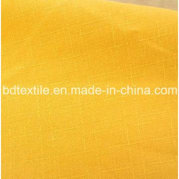 300dx300d 100% poliéster Dobby Plaid Mini tecido mate