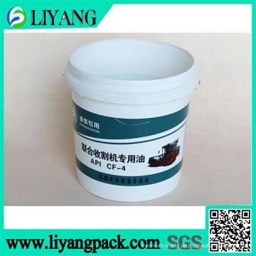 Wärmeübertragungsfolie für spezielle Öleimer