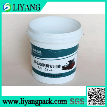 Heat Transfer Film for Specialized Oil Bucket