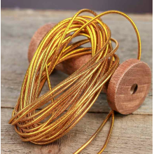 Factory provide high quality gold bungee cord