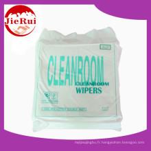 Nettoyeur de salle de nettoyage en microfibre de polyester
