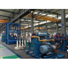 Hydrauliksystem aller hydraulischen Spindelstockgetriebe