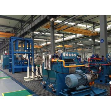 Système hydraulique de tous les engrenages de poupée hydraulique