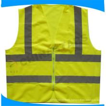 Chaleco de seguridad para niños de alta visibilidad EN 1150