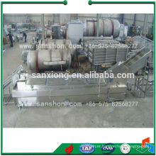 Vegetable Fruit Blancher Food Blanch Machine