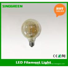 Heiße Verkaufs-freie goldene Farbe G125 Weinlese-LED-Birne