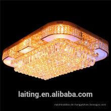 Moderne quadratische LED Deckenleuchte