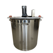 Cooking automatic frying machine kitchen seasoning mixing equipment all kinds of cooking sauce mixer non paste pot equipment