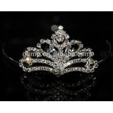 MINI CROWN HAT COMB TIARA