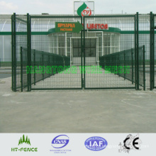 Security Fence Gate