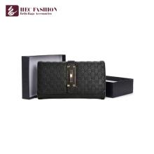 HEC China Hersteller benutzerdefinierte Geldbörse Fancy Design Wallets Damen