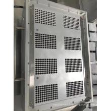 8-cavity semi-automatic filter element brushing machine