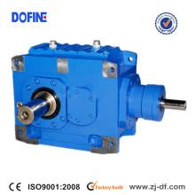 B Serie industrielle modulare rechtwinklige Getriebe Getriebe Drehzahlminderer