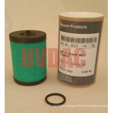 A22304198 and A22304079 Set of Vacuum Pump Filter Element for Emf10 Edwards Filter