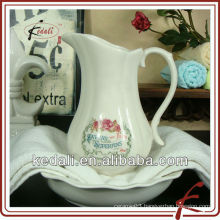 Pitcher Bowl Set