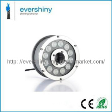 12w ip68 led underwater light pool